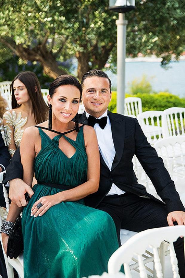 свадьба виктории крутой и давида берковича фото
