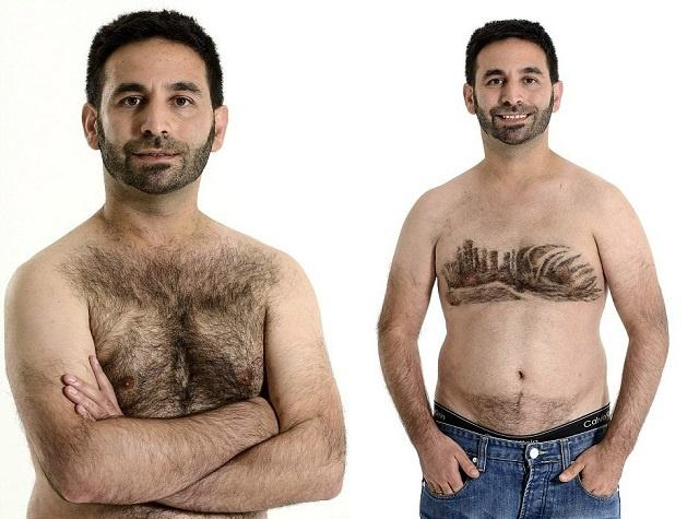 прикмети у мужчини волосата грудь