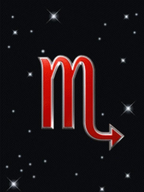 Анимация знак зодиака дева, доброго вечера