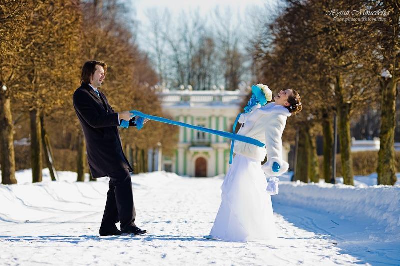 идеи для свадебной фотосессии зимой в москве просмотру фото-галерею