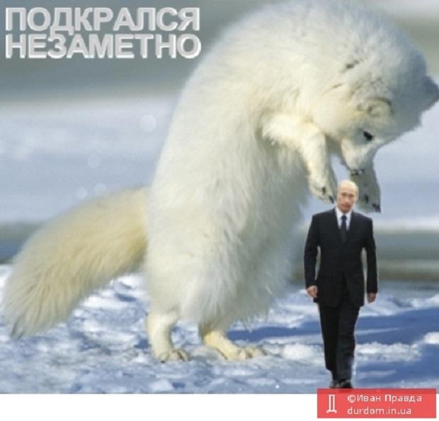 Во время разговора с Путиным Керри стоит помнить, что Россия - не равный соперник для США, -  Newsweek - Цензор.НЕТ 1698