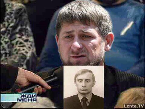 Пресс-секретарь Путина поддержал угрозы Кадырова в адрес инакомыслящих в России - Цензор.НЕТ 2350