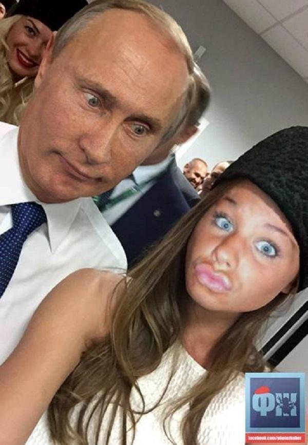 """""""Все они врут"""", - Путин об обвинениях в адрес России из-за Сирии - Цензор.НЕТ 1630"""