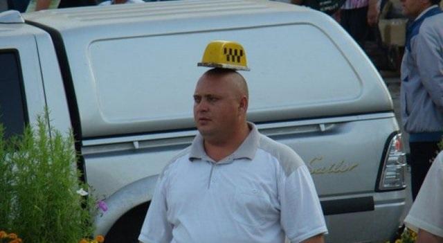 прикольные фото таксистов