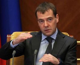 Медведев предлагает Украине «понюхать воздух» Таможенного союза