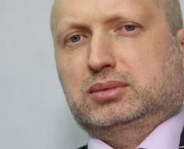 «Депутатов от оппозиции запугивают» - Александр Турчинов