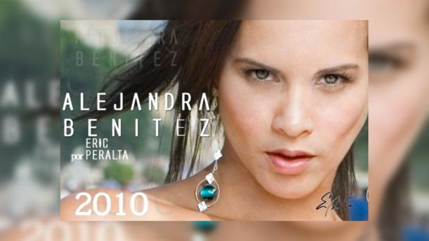 Календарь 2010 с Alejandra Benitez