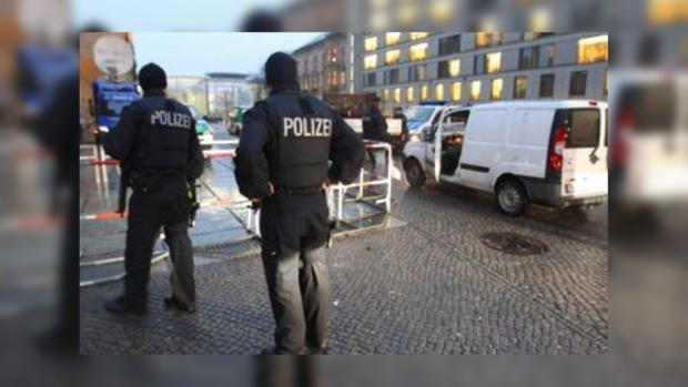 Полицейские выясняют причину взрыва в центре Праги