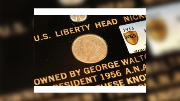 Пятицентовая монета из серии Liberty Head «V» продана за 3,17 млн. долларов