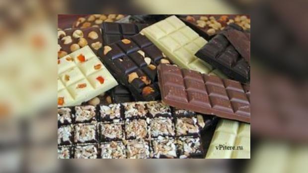 В Беларусь не пускают украинские сладости