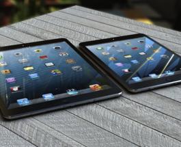 Стало известно, как усовершенствовали iPad 5