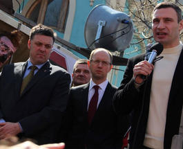 Яценюк обвинил партию власти в непрофессионализме