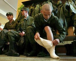 На синих трусах российских военных появятся радиомаячки