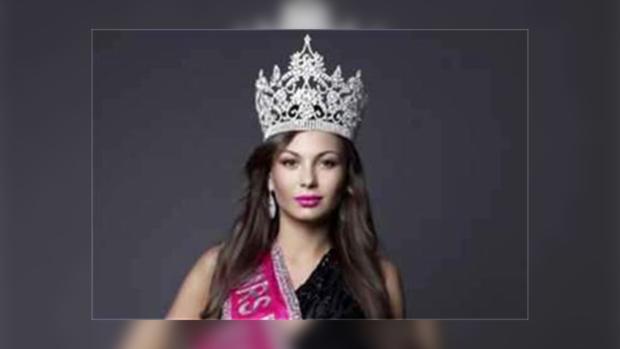 Красавица Инна Жиркова решила отказаться от титулов из-за скандала