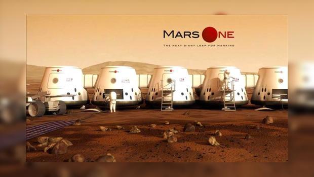 Добровольцы работают на Марсе