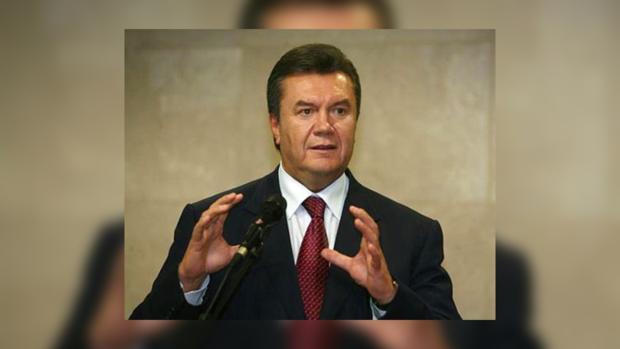 Отдыхать на «майские» Янукович поедет в Крым