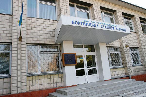 Бортническая станция аэрации