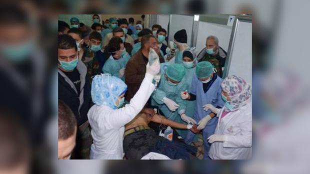 США и ООН не подтверждают факт использования в Сирии химического оружия