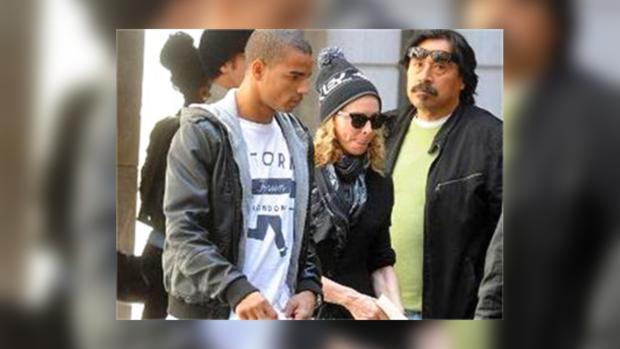 Брахим Заибат и Мадонна
