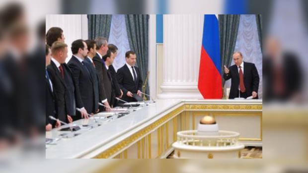 Владимир Путин: власть должна быть эффективной