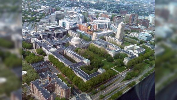 Стрельба в кампусе Массачусетского технологического института. Бостон