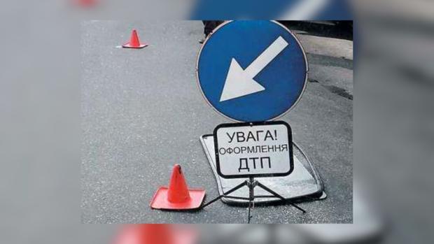 На Тернопольщине автобус с детьми попал в ДТП