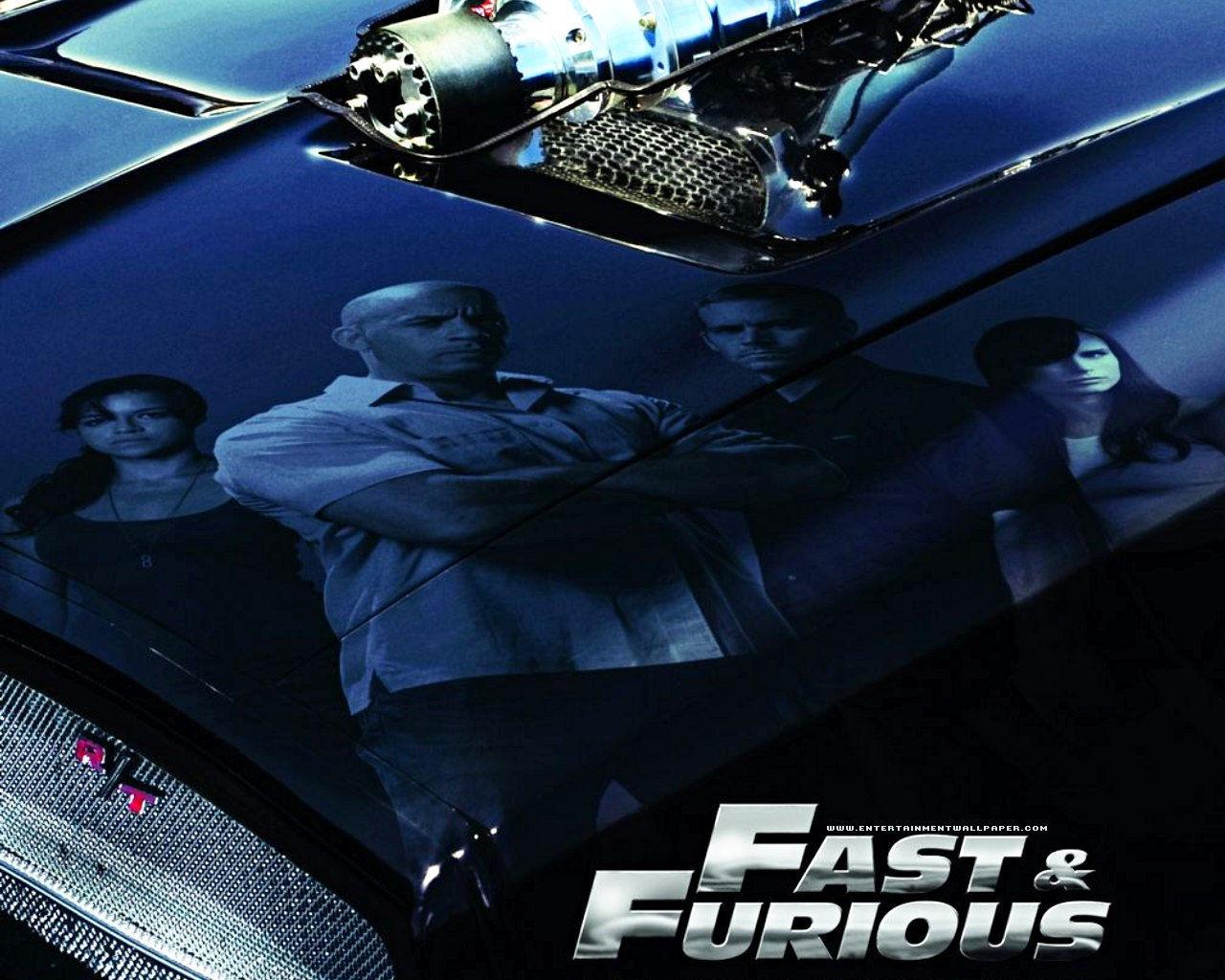 «Форсаж-7» появится в прокате в июле 2014 года