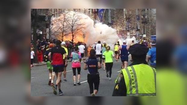 Взрывы в Бостоне унесли жизни троих человек, более 180 ранены.