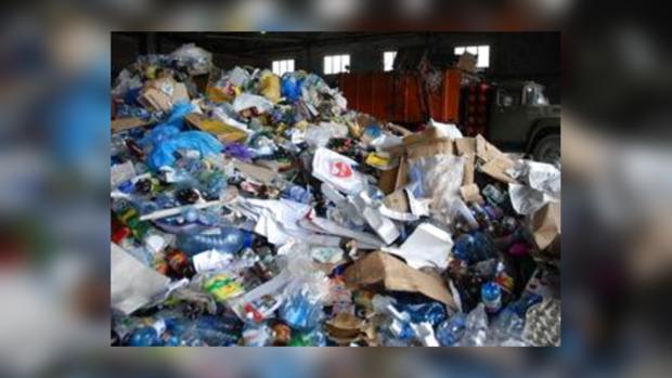 В Киеве запустили линию по переработке мусора