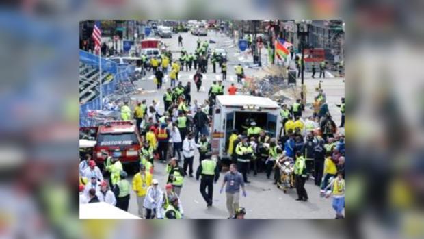 В деле о бостонских террористах новое обстоятельство: следователи нашли следы женской ДНК на бомбе