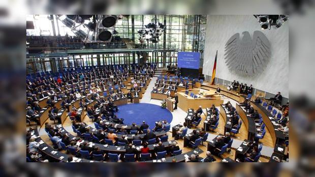 Немецкие депутаты проголосовали за финансовую помощь Кипру