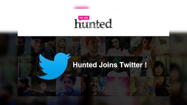 We Are Hunted присоединился к сети Twitter