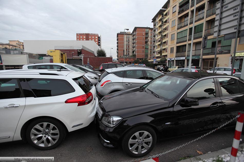Киев нуждается в дополнительных парковках