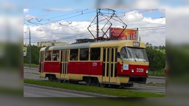 Водитель трамвая не выдержала и избила маршрутчика за плохое вождение