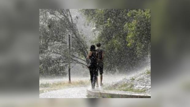 «У природы нет плохой погоды»