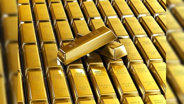 Желтый метал дешевеет