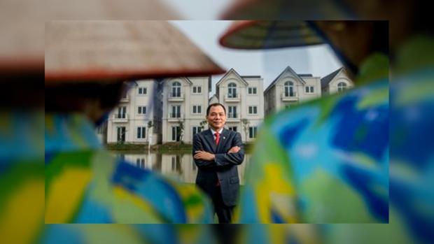 Миллиардер из Вьетнама Фам Нят Выонг. «Мивина» и украинцы – основа его процветания