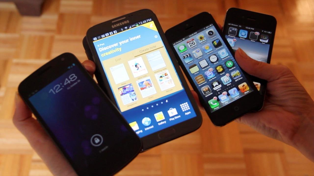 Samsung Galaxy Note III – мечта почитателей гибридов