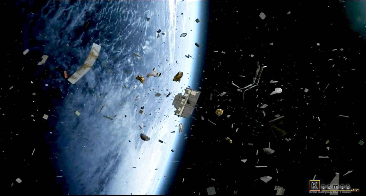 Космический мусор может привести к сбоям в работе спутников