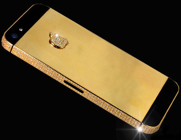 iPhone за 15млн$. Стюарта Хьюз принимает заказы
