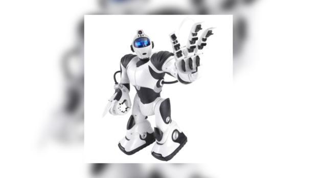 Роботы, они как люди. Только железные