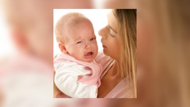 Лучший способ успокоить плачь ребенка – объятия родителей