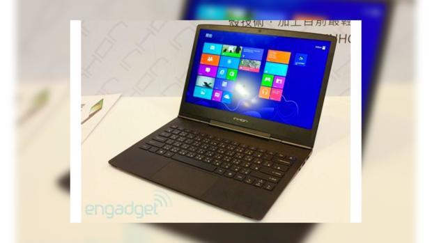 Самый тонкий ноутбук в мире Blade 13 Carbon от компании Inhon