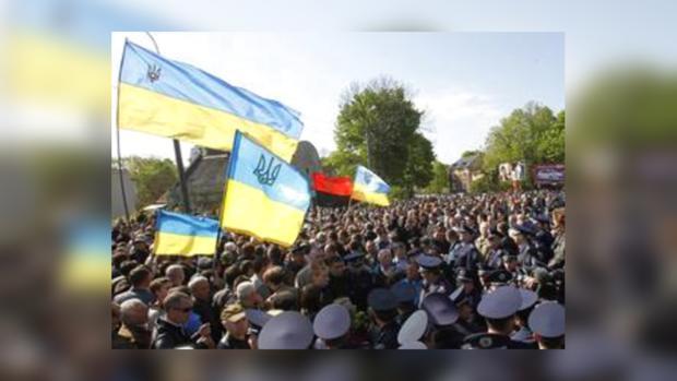 9 мая во Львове и Ивано-Франковске признали днем скорби