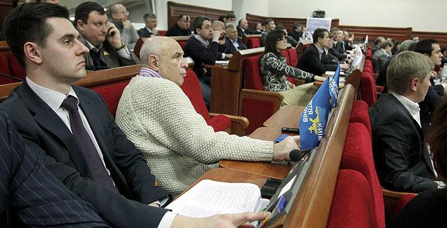 Киевсовет принял решение о проведении медицинской реформы