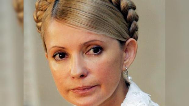 Юлия Тимошенко в надежде на помилование. Но сегодня над ней зло пошутили
