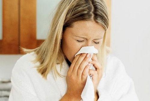 Уровень заболеваемости гриппом в Киеве снижается