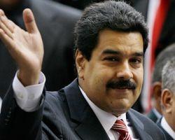 Николас Мадуро-победитель президентских выборов в Венесуэле
