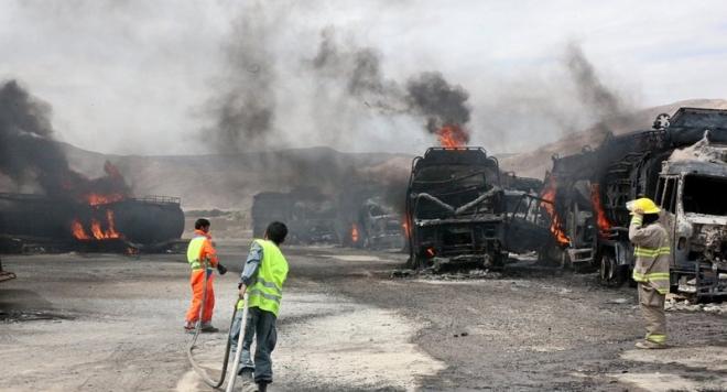 Война в Афганистана: снова гибнут гражданские