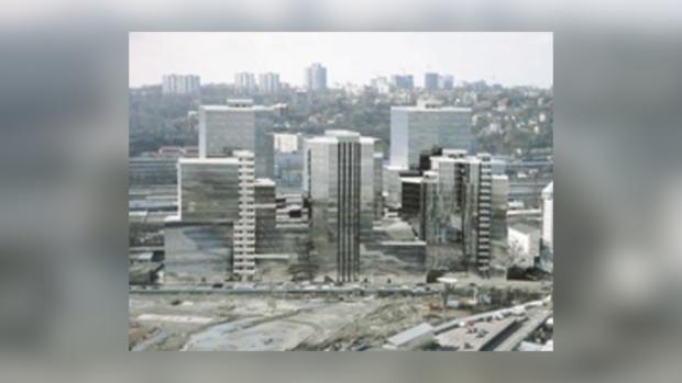 На месте старых индустриальных построек в Киеве возведут современные дома